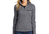 Women's CrawlTek Revolution - DigiStripe Fullzip Soft Shell Fleece - CrawlTek Revolution
