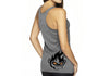 Women's CrawlTek Revolution Tanktop - Gray - CrawlTek Revolution