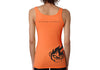Women's CrawlTek Revolution Tanktop - Orange/Gray (2016) - CrawlTek Revolution