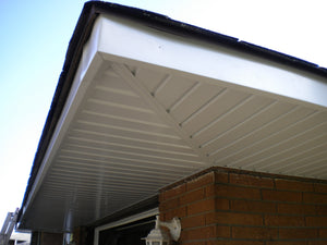 SOFFIT AND EAVES TROUGH JOB IN ST CATHARINES