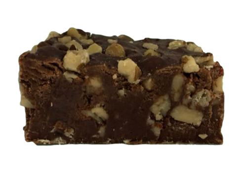 Chocolate Black Walnut Fudge