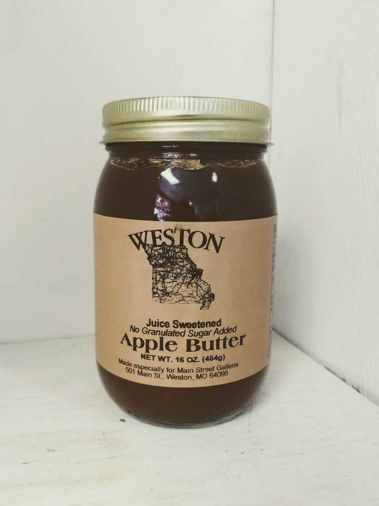 Apple Butter - Juice Sweetened