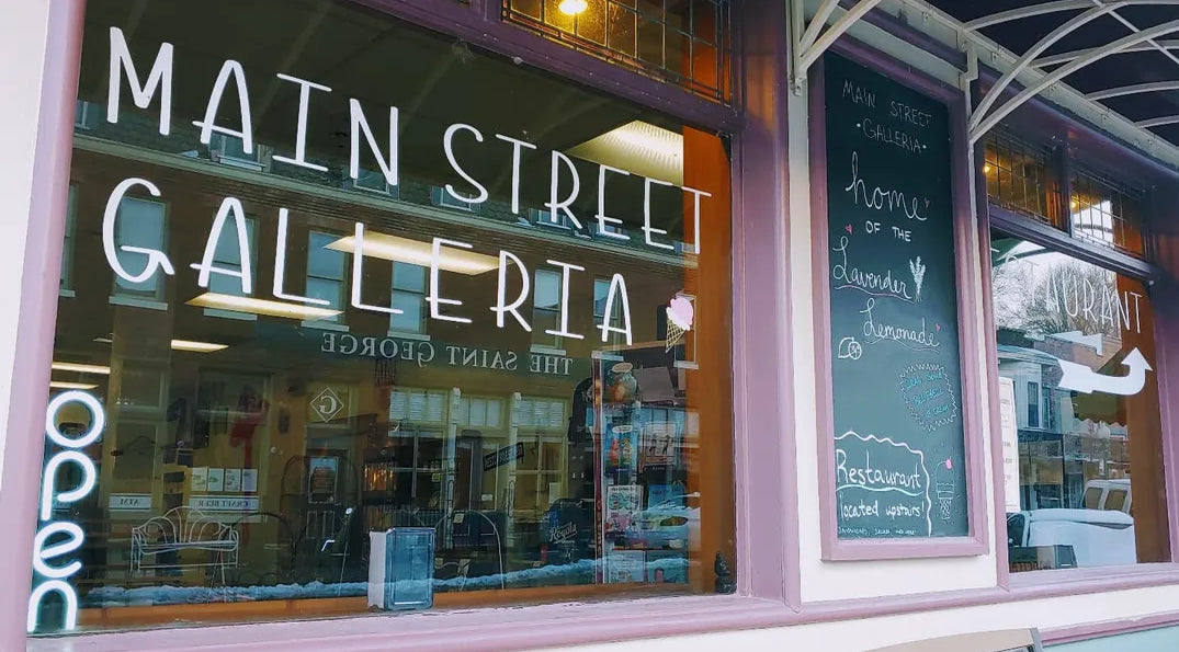 main street galleria weston missouri