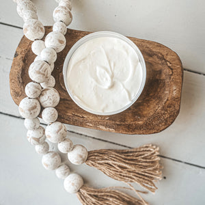 Whipped Magnesium Body Butter - Grapefruit
