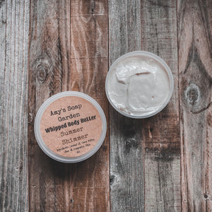 Whipped Body Butter- Summer Shimmer