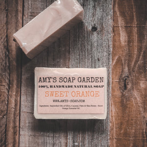 Soap - Sweet Orange