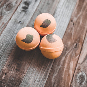 Bath Bomb-Apricot Freesia