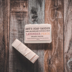 Soap - Lavender Peach
