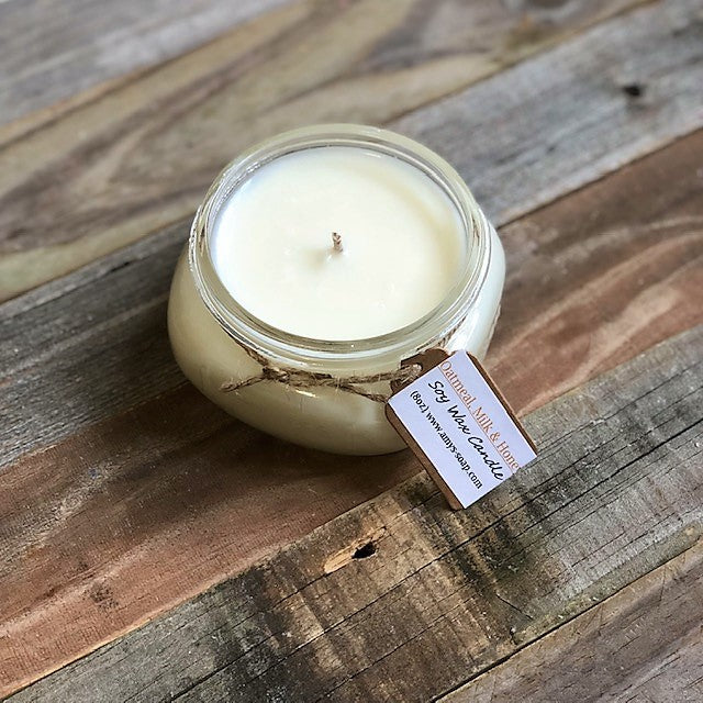 Candle - Oatmeal, Milk & Honey