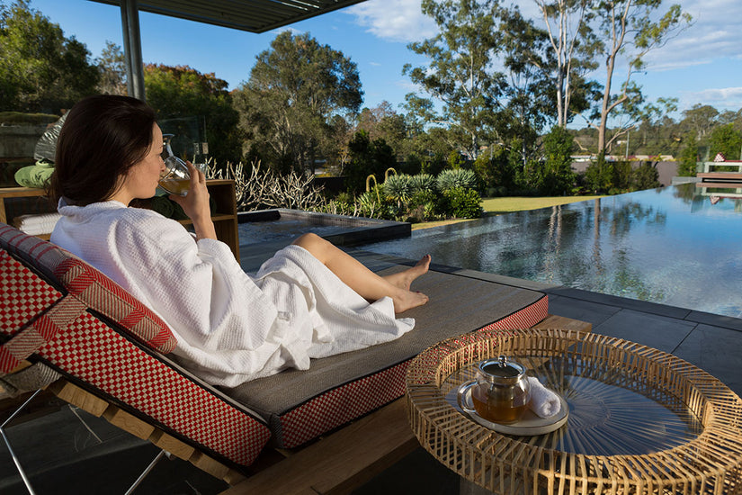 One Wybelenna. Holistic health services for beautiful maintenance and luxurious indulgence. Brisbanes premier day spa.