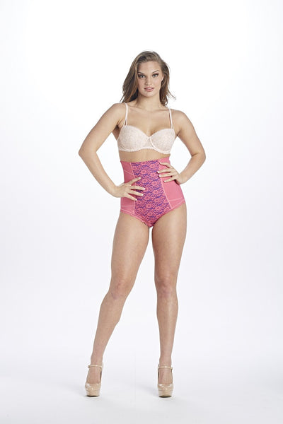 The Tara High-Waisted Lower Tummy Control Panties