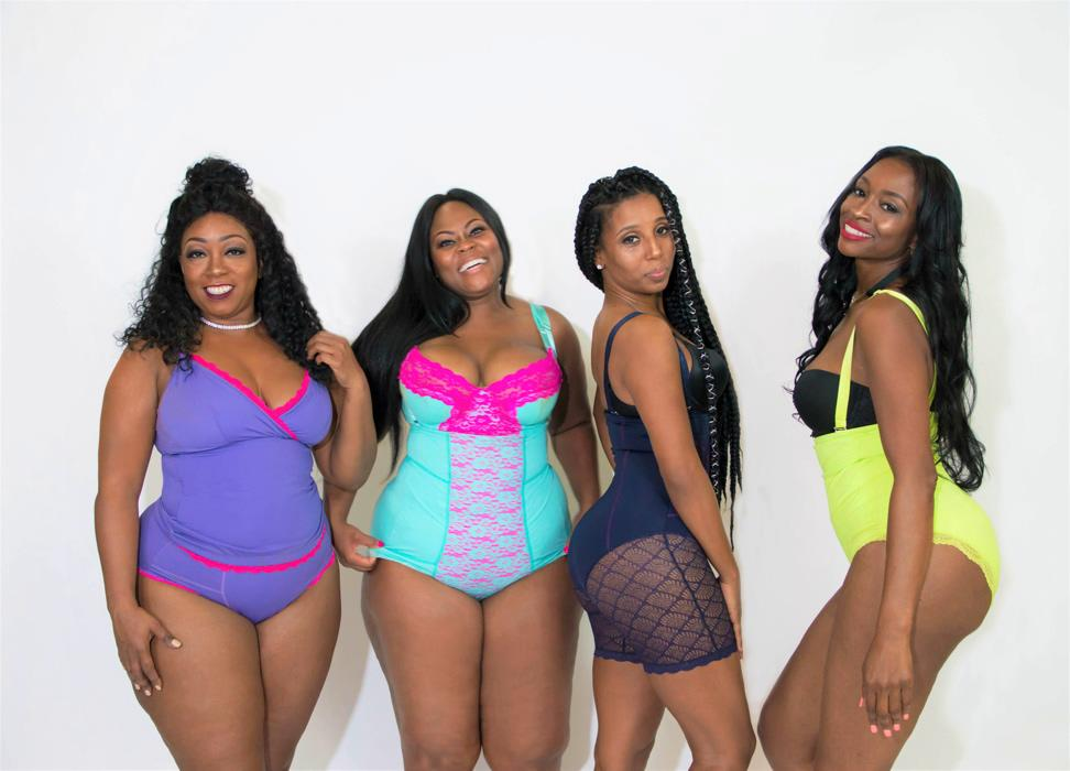 The Zazie Shapewear by Velvet Queen