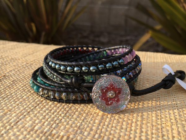 "5-wrap Bracelet - ""Multi"" Original"