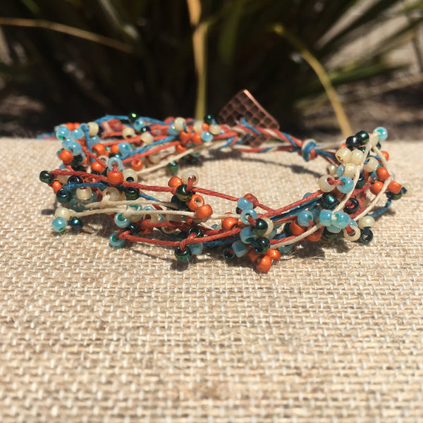 Bird's Nest Bracelet - Southwest