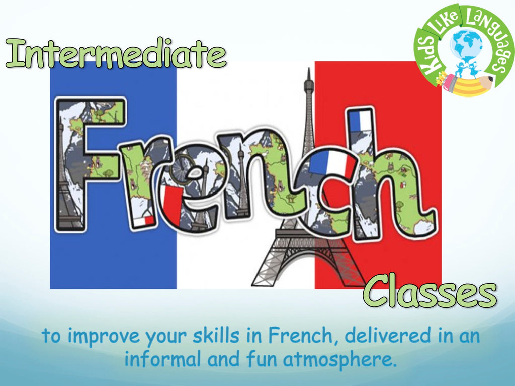 French Intermediate Classes at Lake Grove Elementary