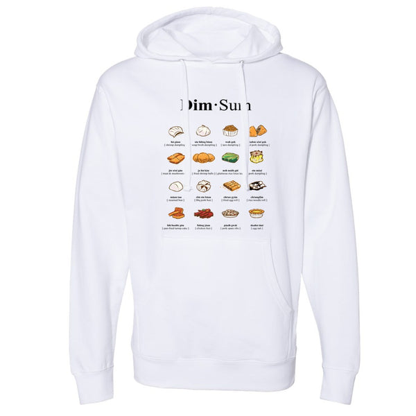 Dim Sum - What To Order? Hooded Sweatshirt