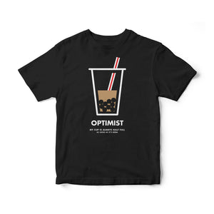 Boba Optimist T-Shirt