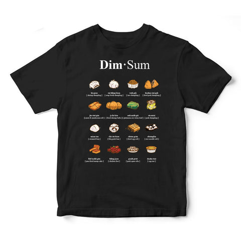 Dim Sum - What To Order? T-Shirt