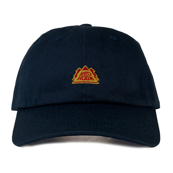 Redhook Logo Dad Hat - Navy