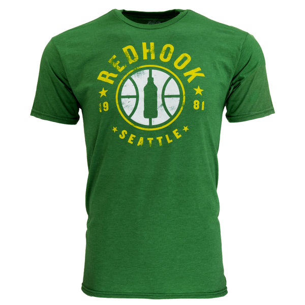 Redhook Sonics Tee - Kelly Green