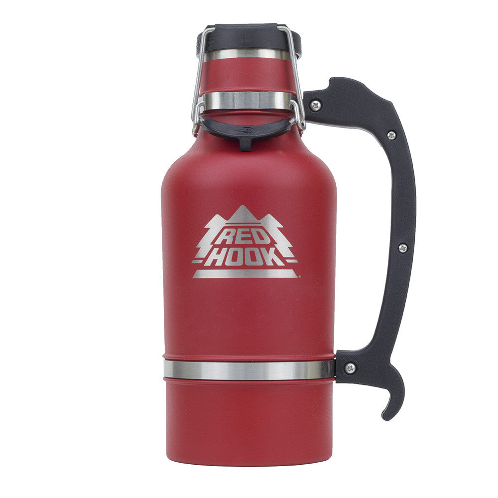 Redhook 64oz Drinktanks Growler