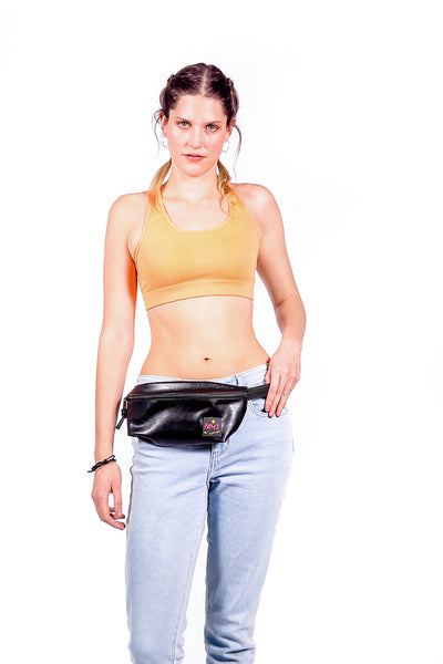 a2339557 Black Fanny Pack | PAY'S