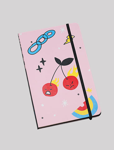 Pink Maremoto Notebook