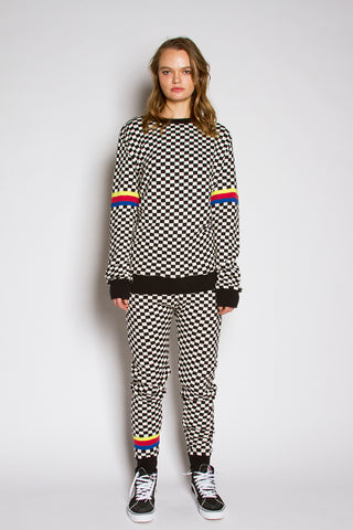 Checkers Track Suit
