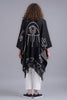 BLACK COAST PONCHO