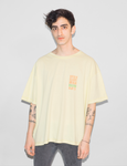 Burn Yellow Tee