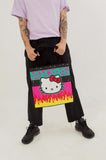 Kitty Flames Tote Bag // Hello Kitty Special Edition