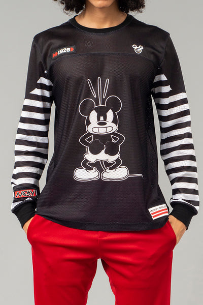 Race Black Mickey Jersey // Special Edition