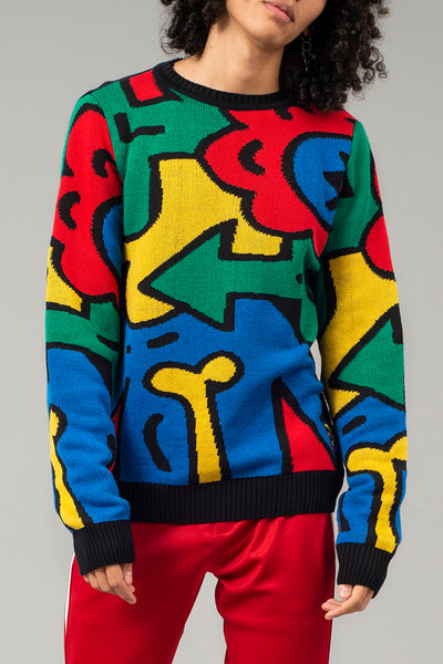 Mickey Blip Sweater // Special Edition
