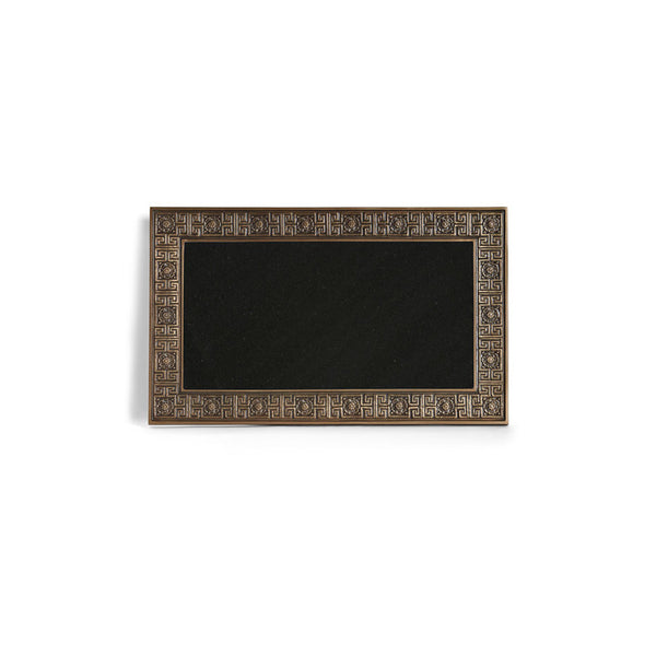 Acropolis E-Z Plaque - Global Bronze