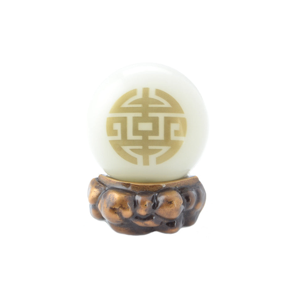 Chinese Light w/ Luck Symbol - Global Bronze