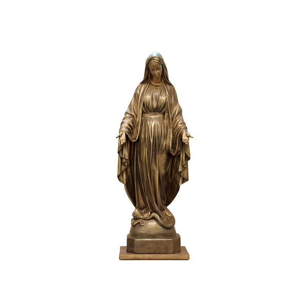 Immaculate Conception Statue - Global Bronze