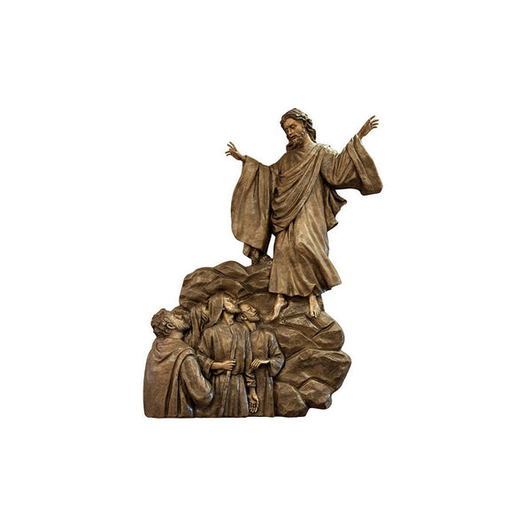 Life of Christ Relief - Ascension of Jesus - Global Bronze
