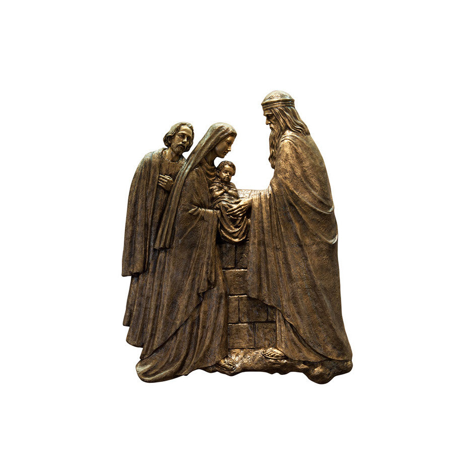 Life of Christ Relief - Prophecy - Global Bronze