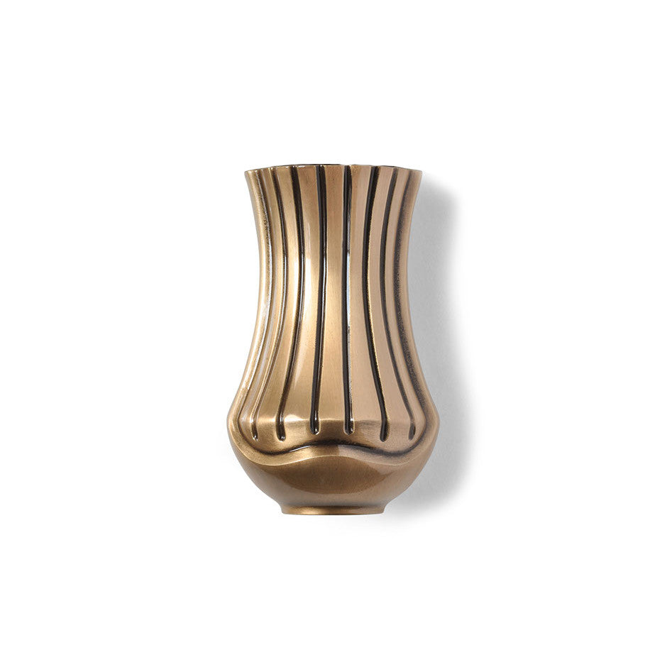 Lyra Vase - Global Bronze