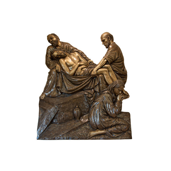 Mary Magdalene at the Tomb of Jesus - Global Bronze