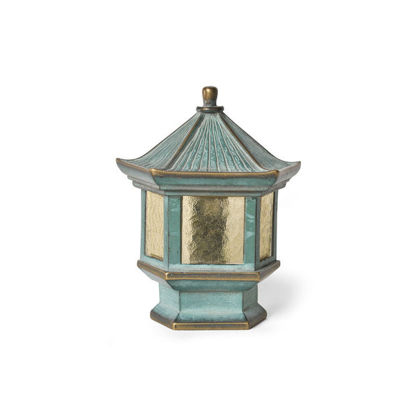 Pagoda Light - Global Bronze