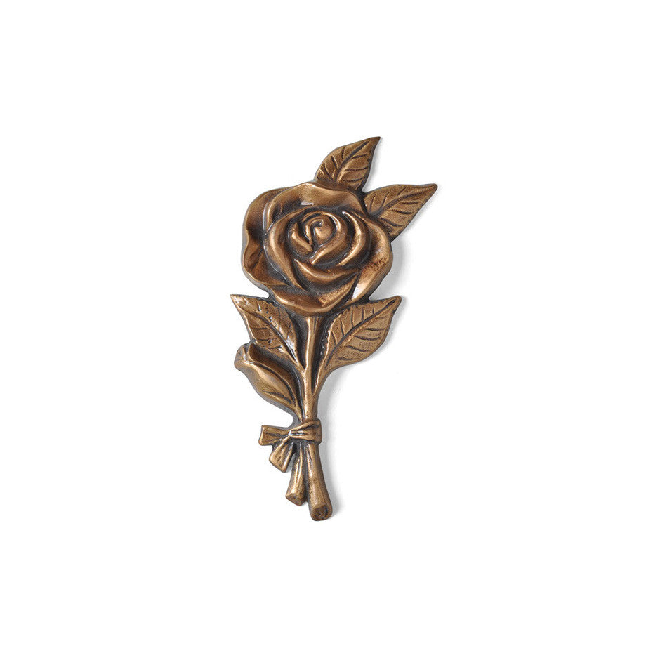 Rose Emblem Left - Global Bronze