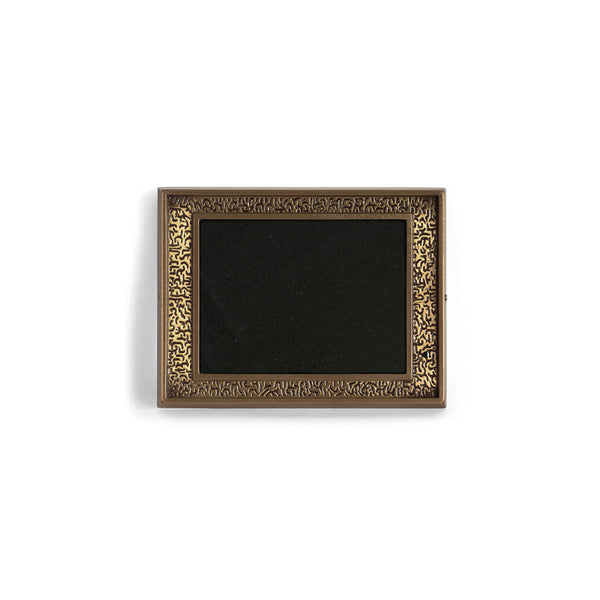 Simplicity E-Z Plaque - Global Bronze
