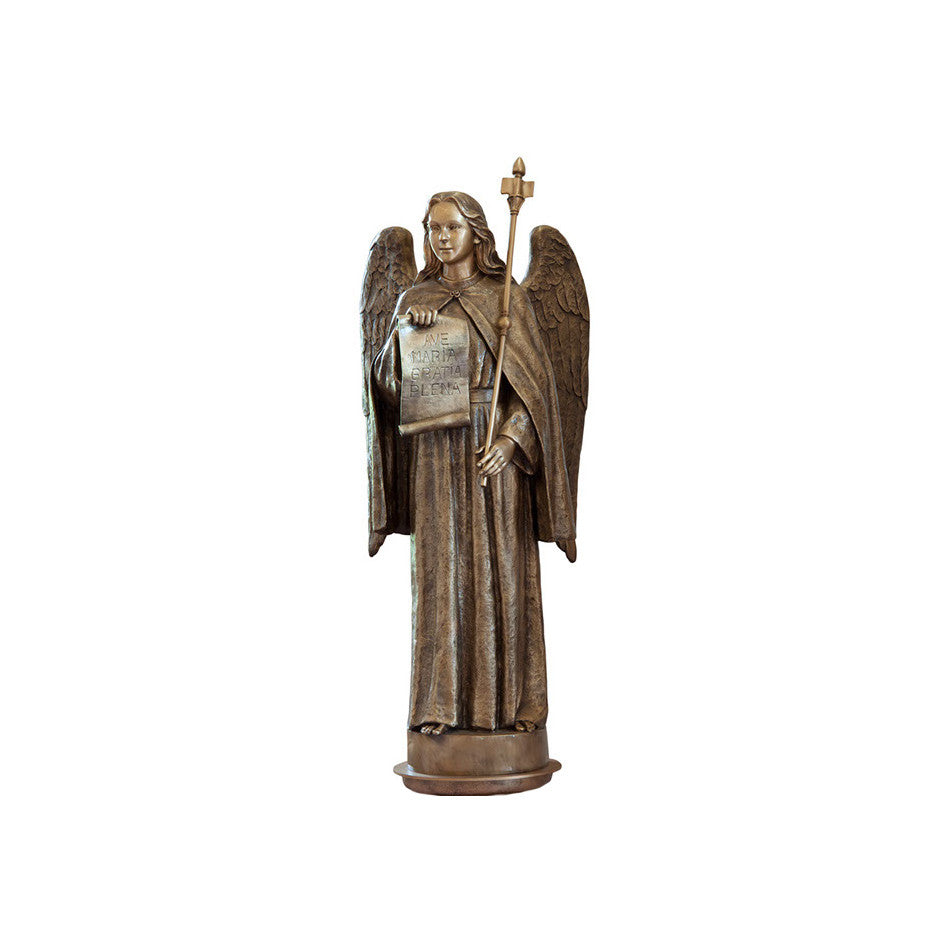 St. Gabriel the Archangel Statue - Global Bronze