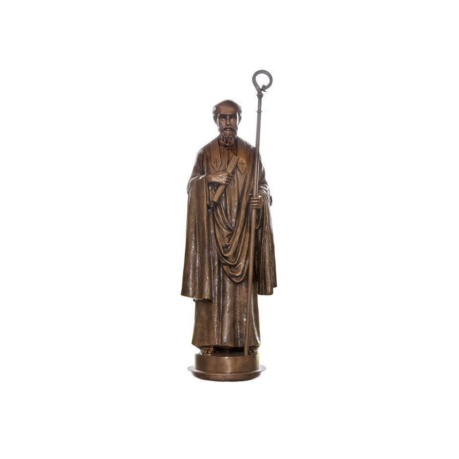 St. Lazarus Statue - Global Bronze
