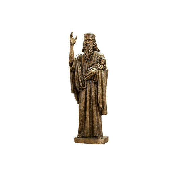 St. Simeon Statue - Global Bronze