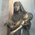 St. Teresa of Calcutta w/ Child Statue