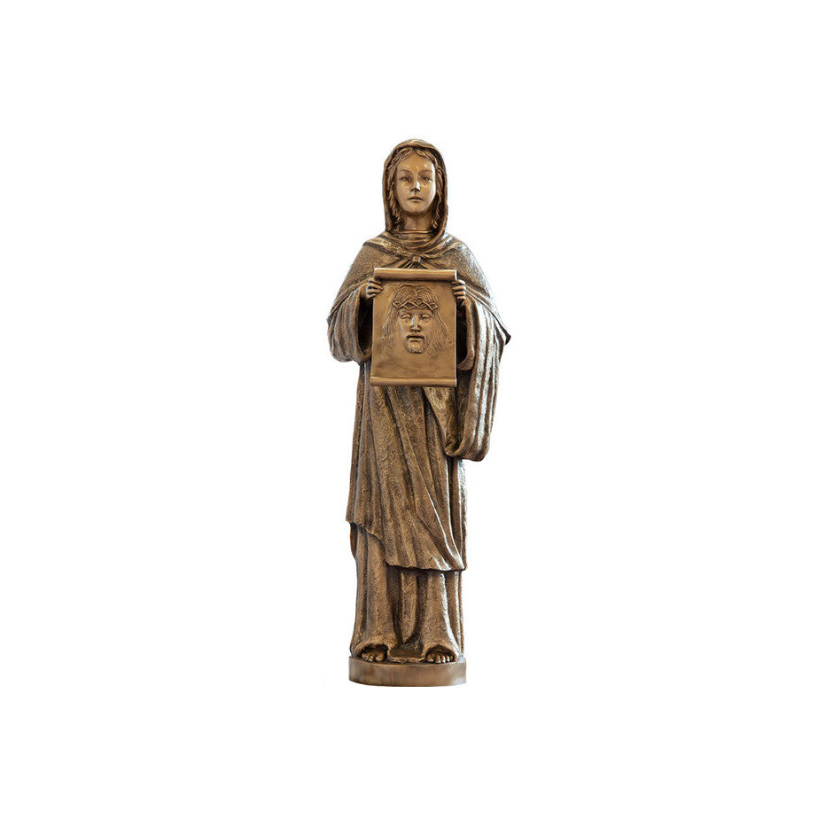 St. Veronica Statue - Global Bronze