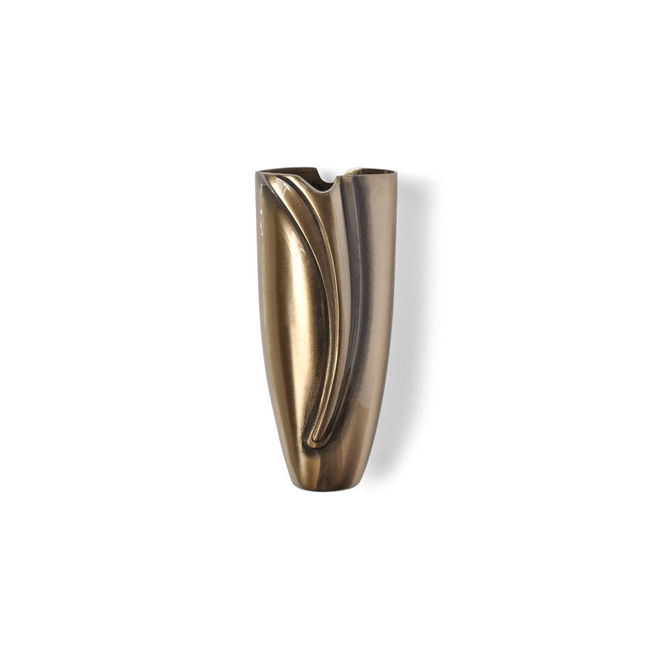 Virgola Vase - Global Bronze