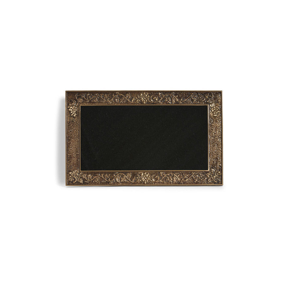 Vitae E-Z Plaque - Global Bronze